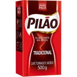 Café Pilão vácuo 500g