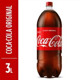 Refrigerante Coca Cola pet 3L