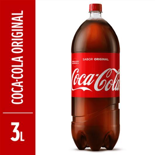 Refrigerante Coca Cola pet 3L - Imagem em destaque