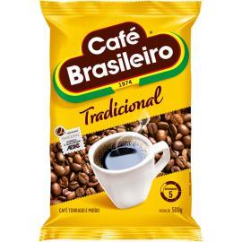 Café Brasileiro Tradicional 500g