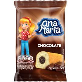 Ana Maria Pullman chocolate 70g