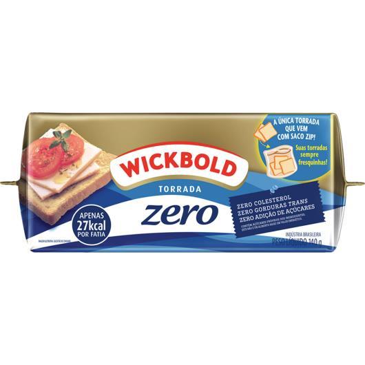 Torrada Wickbold light 140g - Imagem em destaque