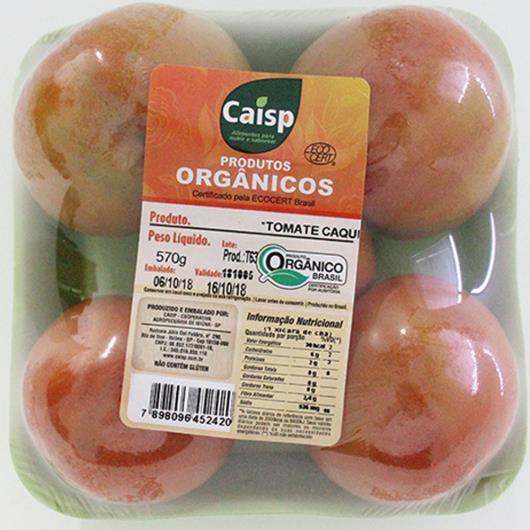 Tomate caqui orgânico Caisp 570g - Imagem em destaque