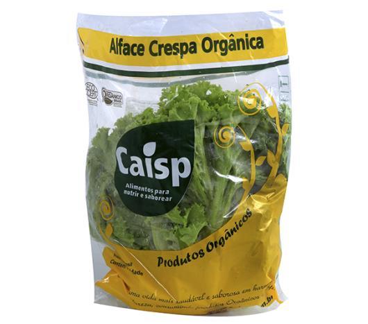 Alface Caisp crespa orgânica - Imagem em destaque