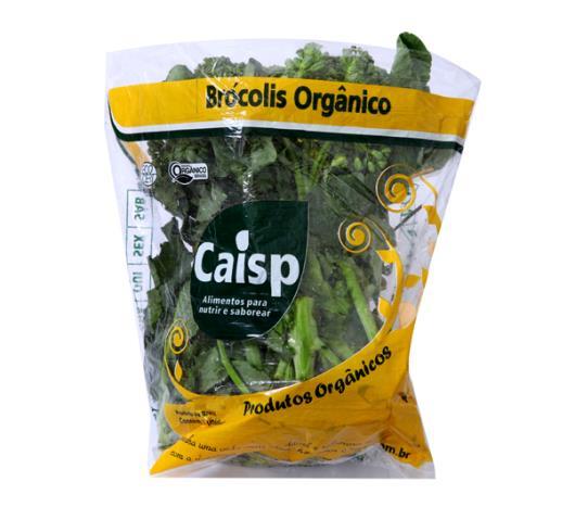 Brócolis orgânico Caisp - Imagem em destaque