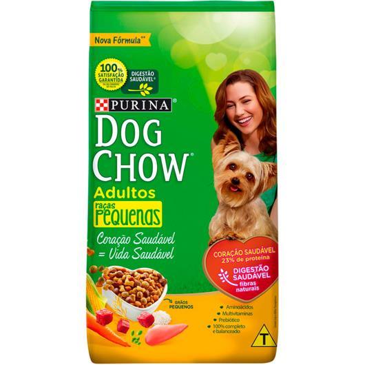 Ração para cães Dog Chow adulto raças pequenas 1 kg - Imagem em destaque