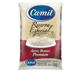 Arroz Camil reserva especial tipo 1 - 1 kg
