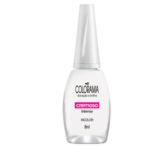 Esmalte Colorama cremoso incolor 8ml - Imagem em destaque