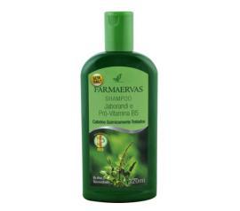 Shampoo Farmaervas jaborandi pró-vitamina B5 320ml