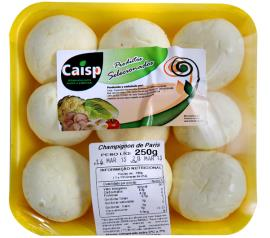 Cogumelo tipo paris in na Caisp 250g