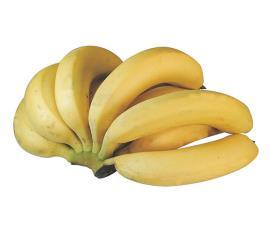 Banana nanica 1,1 kg