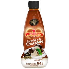 Cobertura chocolate Predilecta 200g