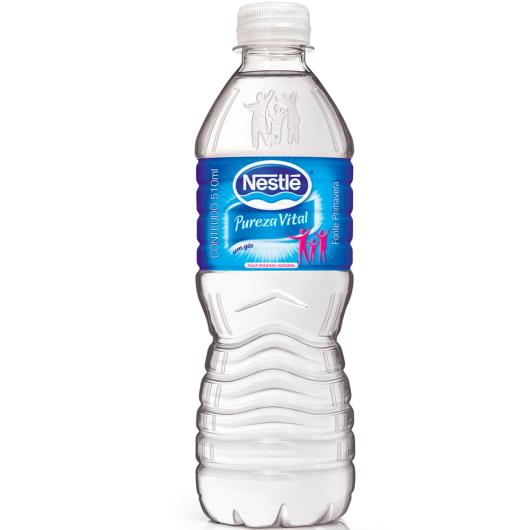 Água mineral Nestlé Pureza Vital sem gás 510ml - Imagem em destaque
