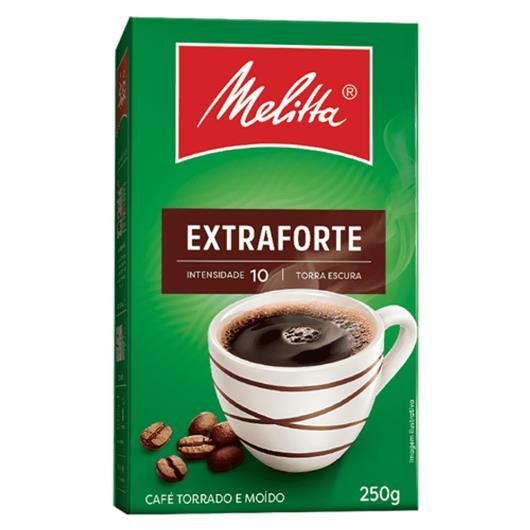 Café Melitta extraforte 250g - Imagem em destaque