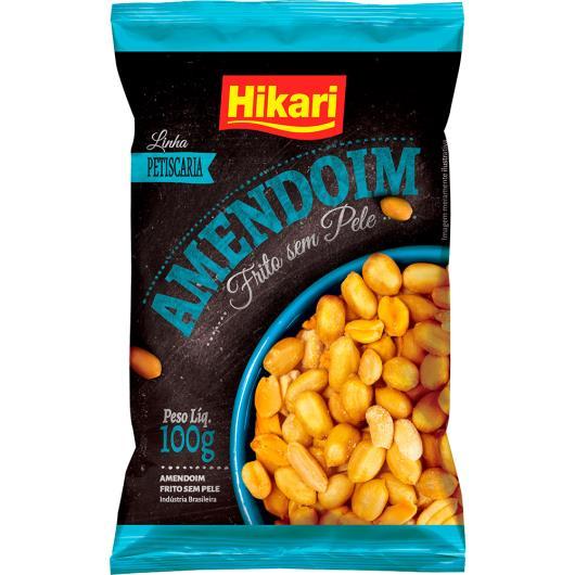 Amendoim sem pele frito Hikari 100g - Imagem em destaque
