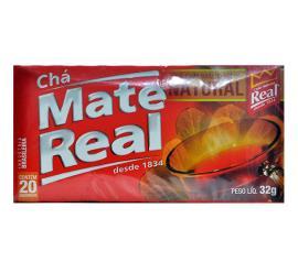 Chá Real mate natural 32g