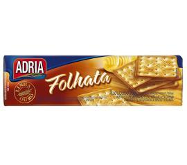 Biscoito Cream Cracker Adria Folhata (manteiga) 200g
