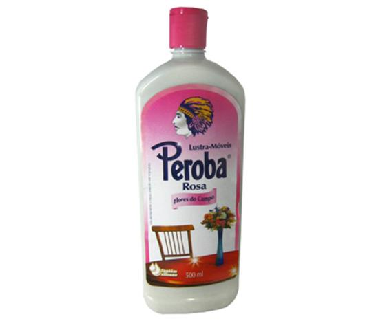 Lustra móveis King Peroba rosa 500ml - Imagem em destaque