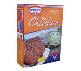 Mistura para bolo Oetker sabor chocolate 450g