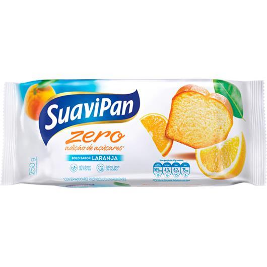 Bolo de laranja zero açúcar Suavipan 250g - Imagem em destaque