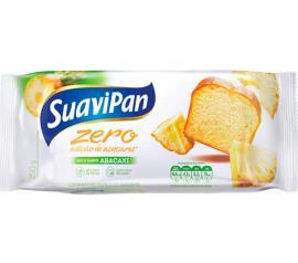 Bolo Suavipan light sem adição de açúcar sabor abacaxi 250g