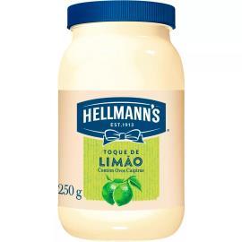 Maionese Hellmann's de limão 250g