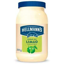 Maionese Hellmann's de limão 500g