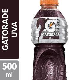 Isotônico Gatorade de uva pet 500ml