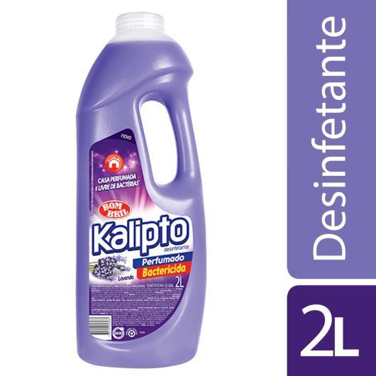 Desinfetante lavanda Kalipto 2 litros - Imagem em destaque
