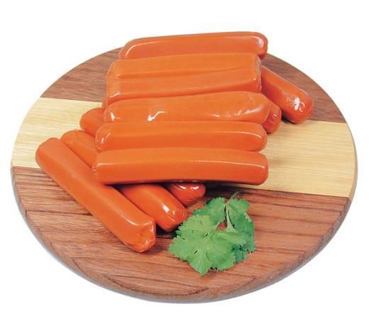 Salsicha Hot Dog Aurora à Granel 500g - Imagem em destaque