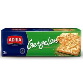 Biscoito Adria cracker de gergelim 215g