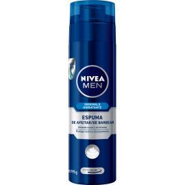 Espuma de barbear Nivea for men hidratante  200ml