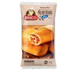 Pão recheado calabresa Brico Bread 220g
