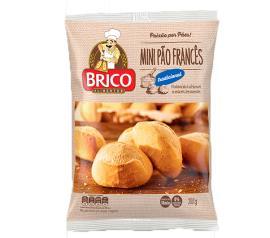 Pão Brico Bread francês mini 300g