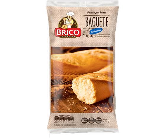 Pão Brico Bread baguete 200g - Imagem em destaque