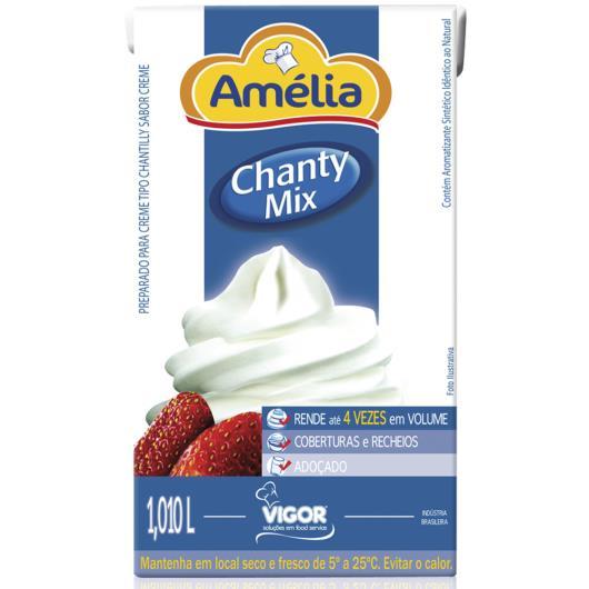 Chanty Amélia mix 1L - Imagem em destaque