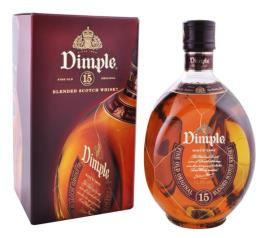 Whisky Dimple 15 Years Old 1L