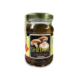 Shiitake Ubatuba Gourmet Vidro 165g