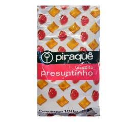 Biscoito Piraquê presuntinho 100g