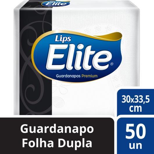 Guardanapo Lips ELITE grande 33.5x33cm - Imagem em destaque
