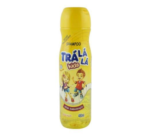 Shampoo kids sem embaraço Trá Lá Lá 480ml - Imagem em destaque