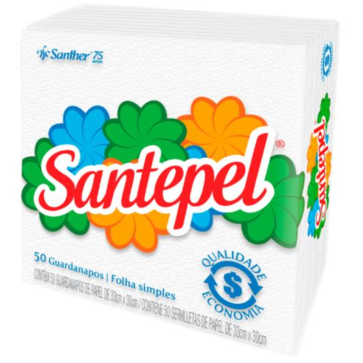 Guardanapo Santepel 33x30cm - Imagem em destaque