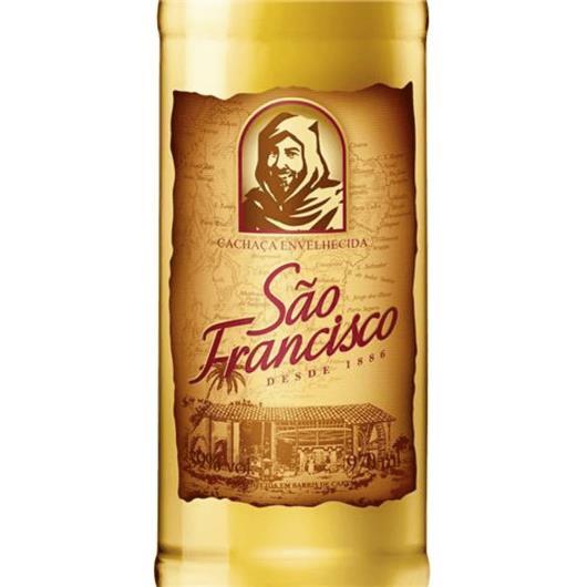 Aguardente São Francisco 970ml - Imagem em destaque
