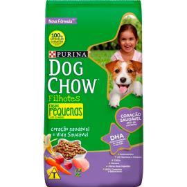 Ração Dog Chow para filhotes de raças pequenas 1kg