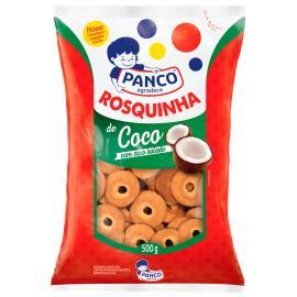 Biscoito rosca de coco Panco 500g