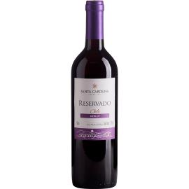 Vinho chileno santa carolina Reservado Merlot 750ml