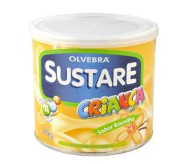 Sustare Olvebra sabor baunilha 380g