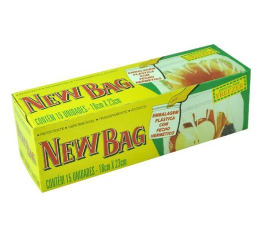 Bobina New Bag Free. pequena 15 unidades  - Imagem em destaque