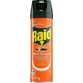 Inseticida Raid Multi-insetos Spray 300ml
