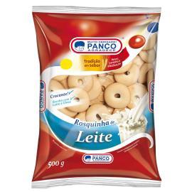Biscoito rosca de leite Panco 500g